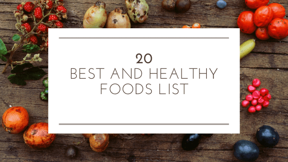 Best And Healthy Foods List To Make During This Quarantine: Part - 4